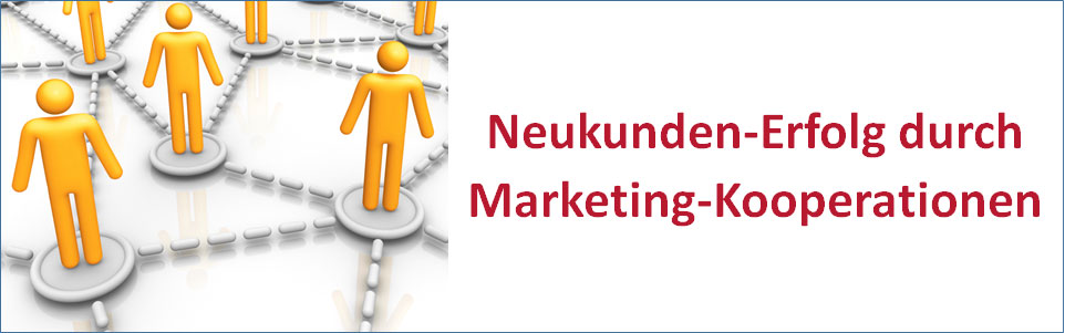 Webinar – Neukunden-Erfolg durch Marketing-Kooperationen